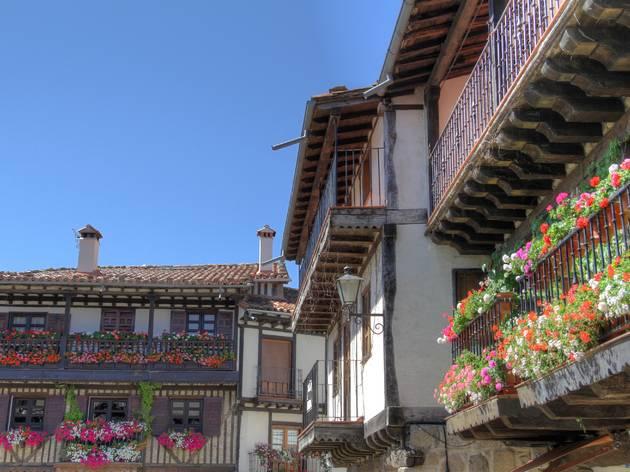 La Alberca. Salamanca. Pueblo bonito