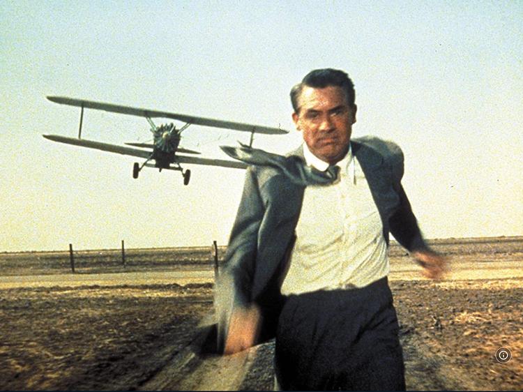 Con la muerte en los talones (1959)