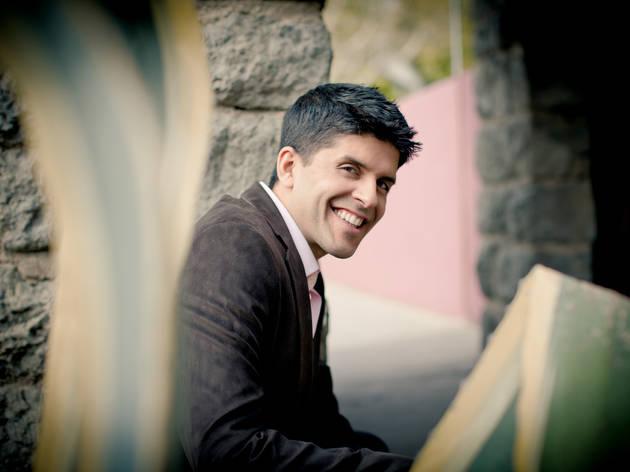 Sachal Vasandani será el segundo acto del festival NY Jazz All Stars