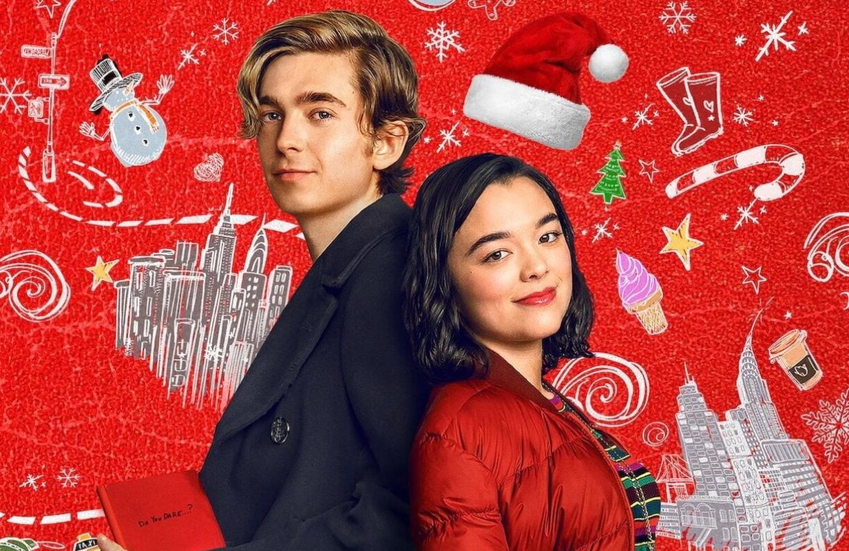 Dez comédias românticas de Natal para ver na Netflix