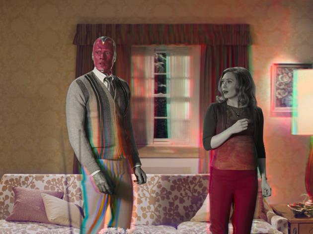 WandaVision chega em Janeiro à Disney+