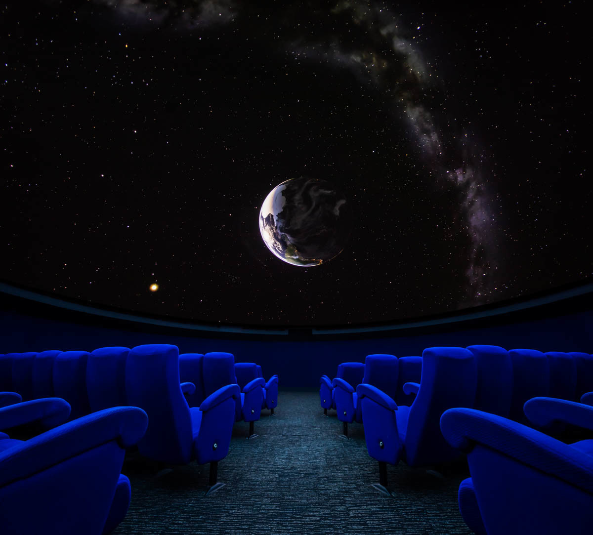 Science Space Wollongong Planetarium