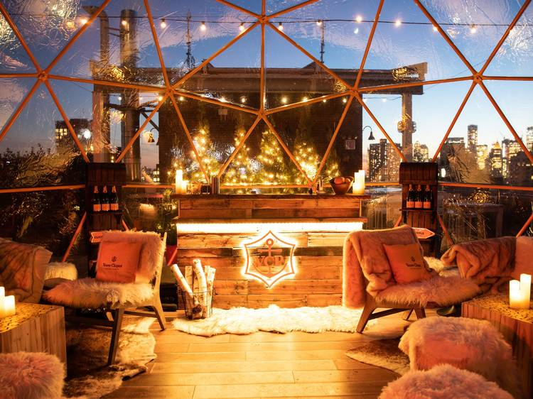 11 ridiculously cozy outdoor dining spots in NYC