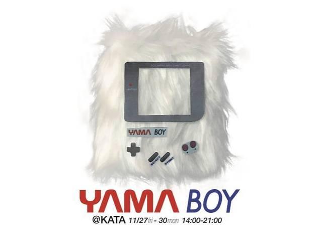 YAMA BOY