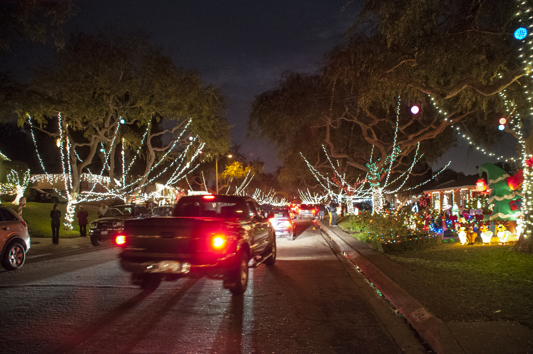 Sleepy Hollow Christmas Lights Extravaganza