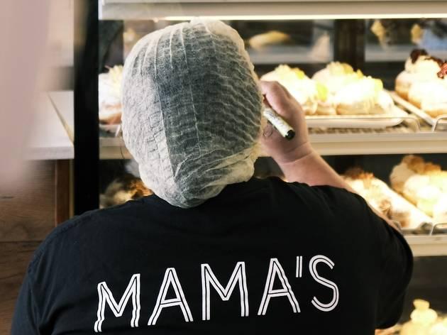 Mama's Polynesian Soul Food restaurant