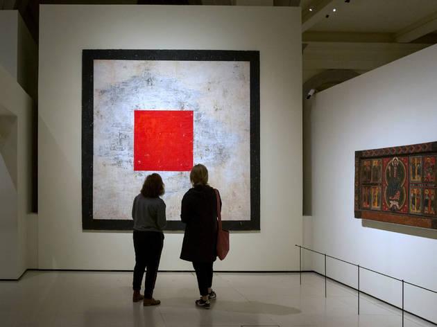 Diàlegs entre el passat i el present al Museu Nacional