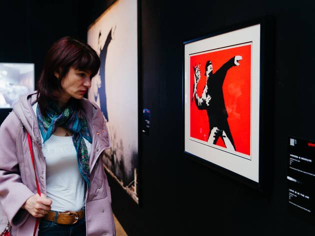 """Exposición """"BANKSY. The Street is a Canvas"""""""