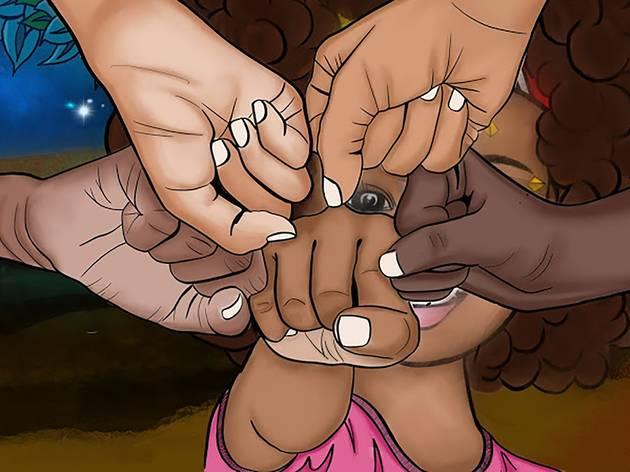 A Força Africana quer aumentar a representatividade negra na literatura infanto-juvenil