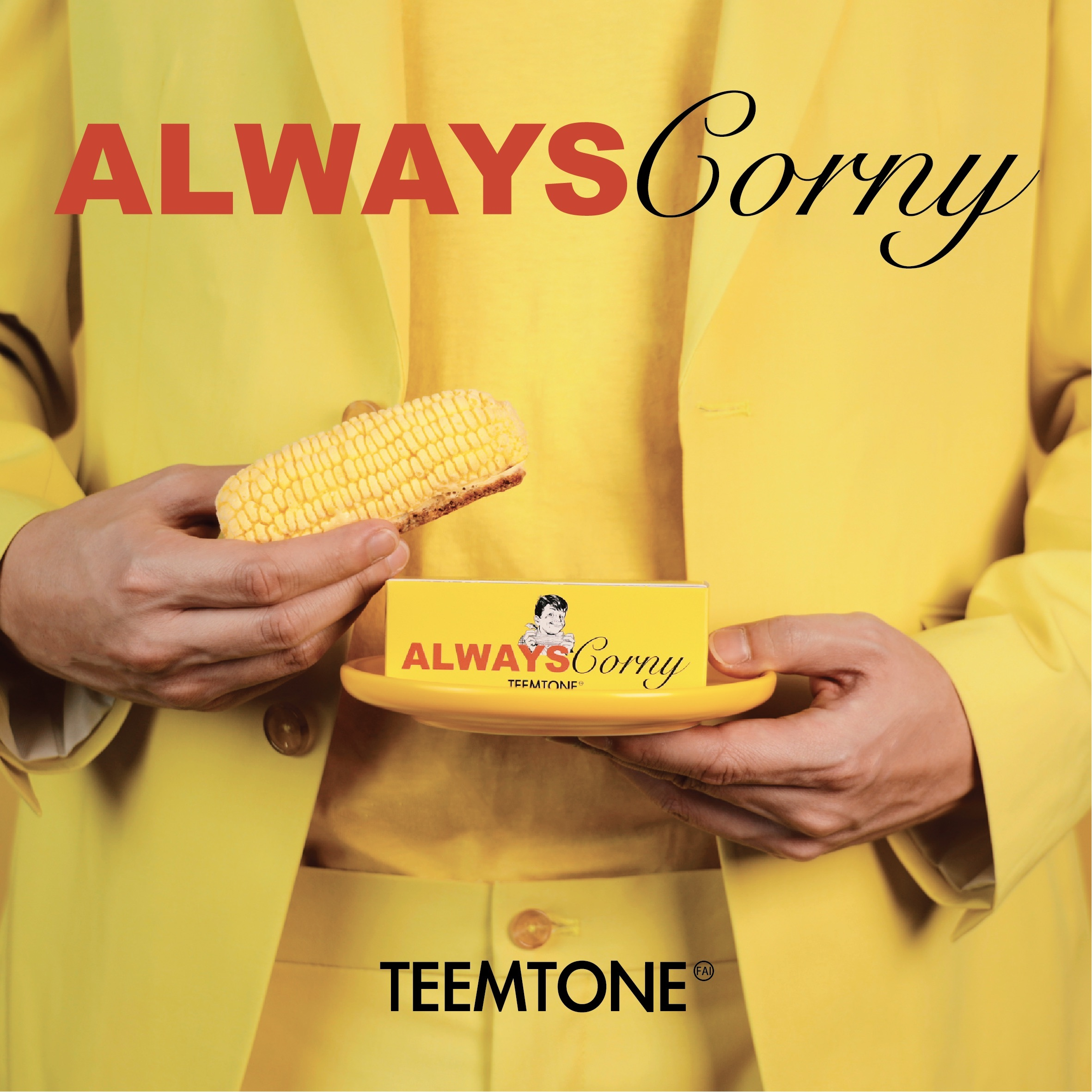Teemtonefai always corny