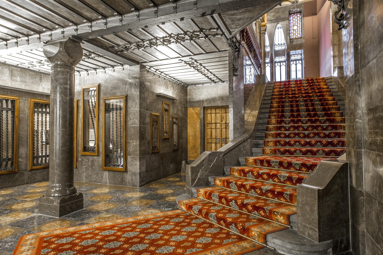 El Palau Güell estrena visita virtual!