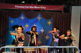 Cobu Theater for the New City's ChopShop Theater