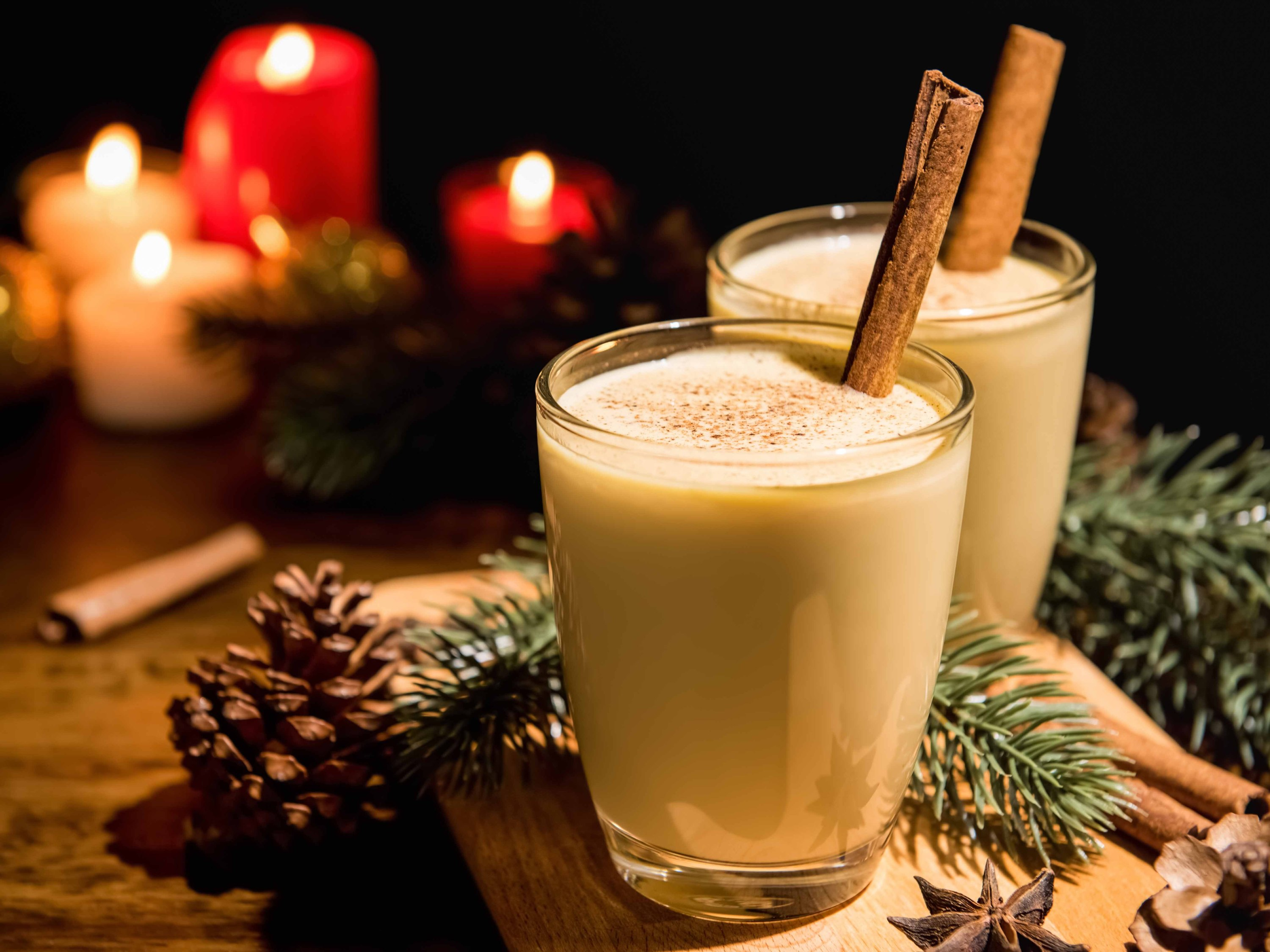 The CDC is asking everyone to hold off on the spiked eggnog this holiday season