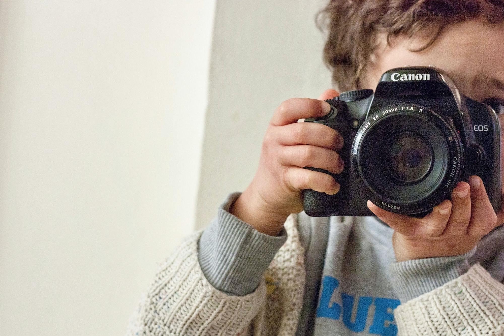 Canon Parent & Child photography workshop