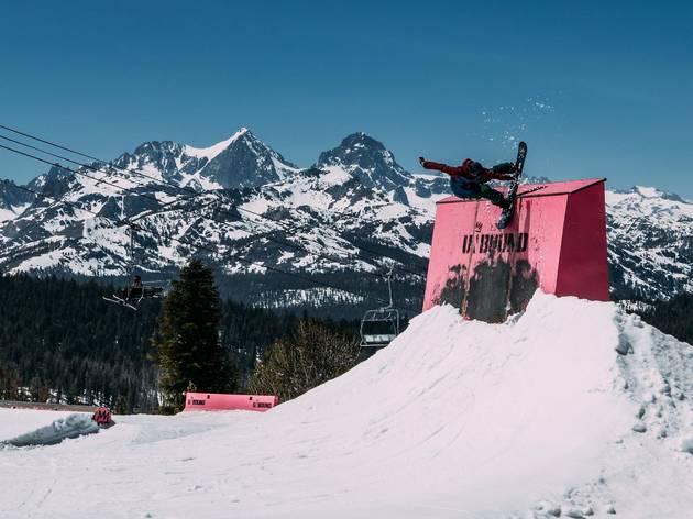 The best ski resorts near Los Angeles