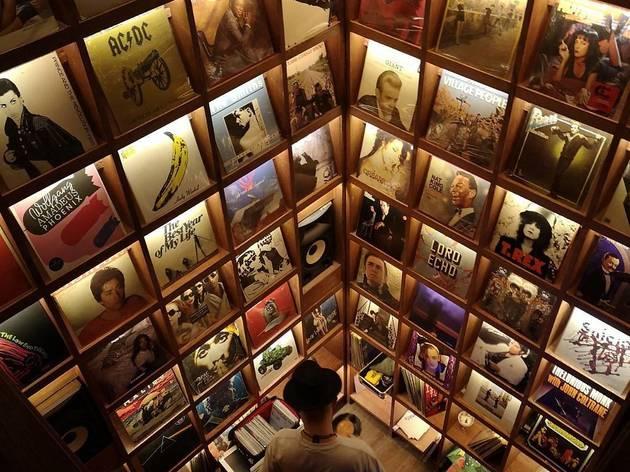 9 coolest vinyl bars in Bangkok