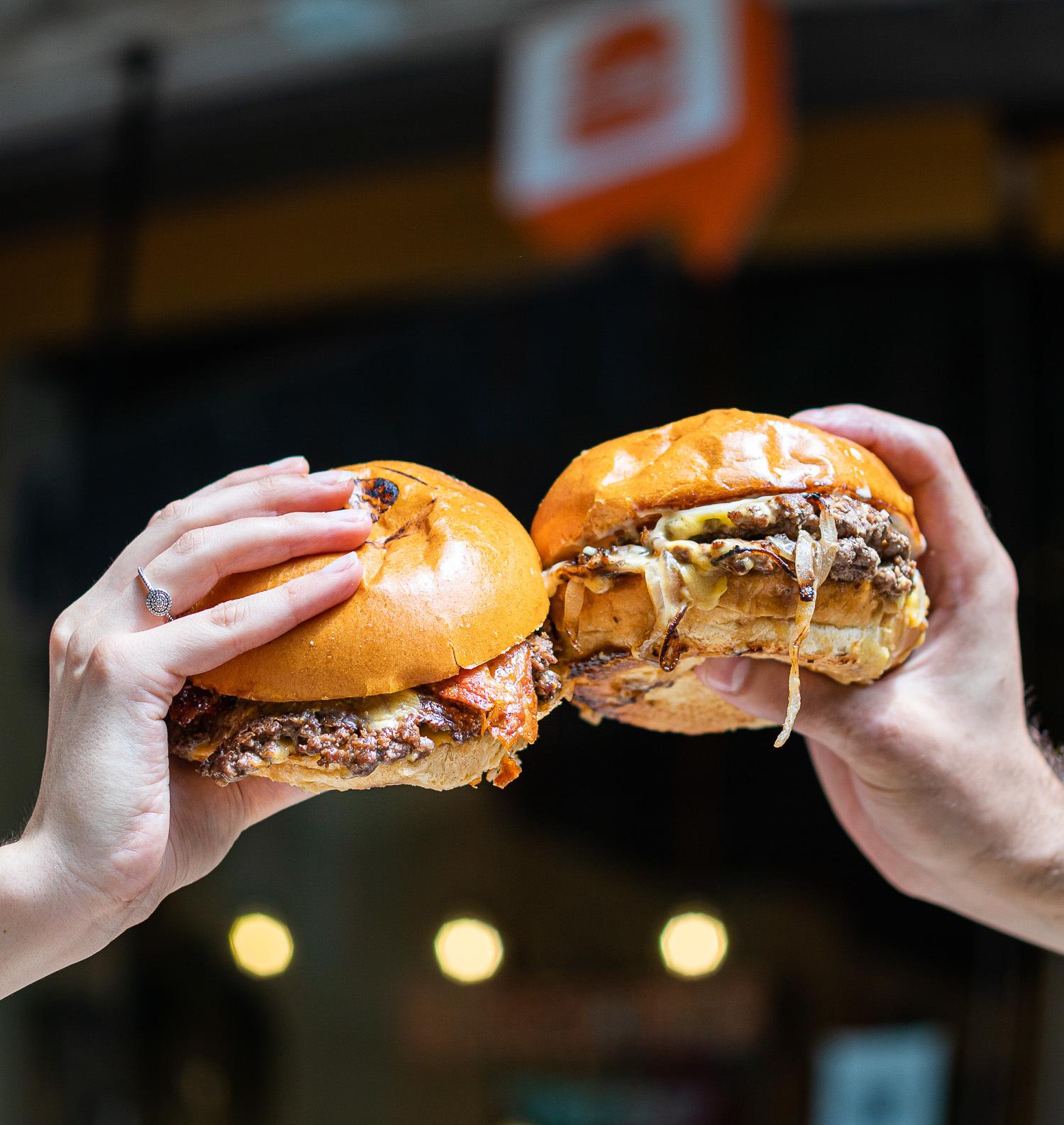 Hideout Burger