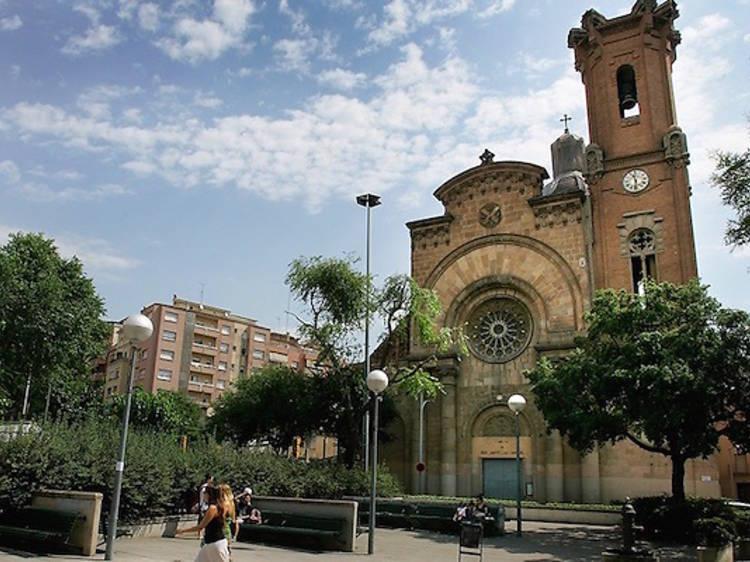 Visitar la renovada Església de Sant Andreu