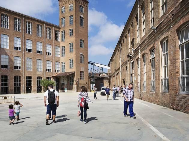 Fàbrica Fabra i Coats