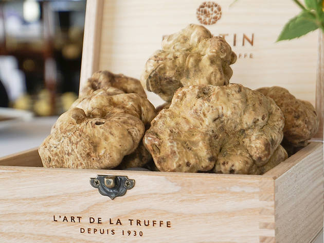 White Truffle at Le Normandie