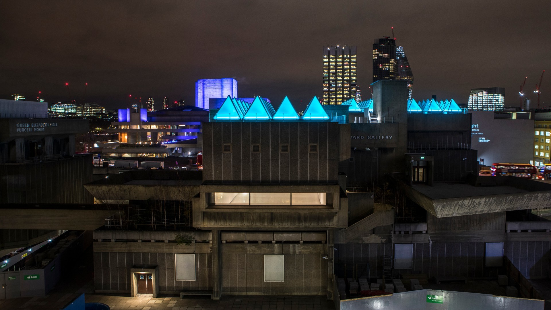 southbank centre winter lights
