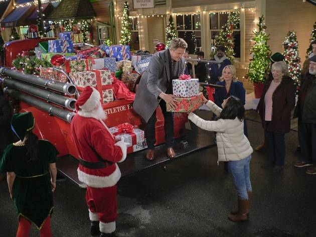 Hallmark will air a Thanksgiving film marathon made up of only Christmas movies