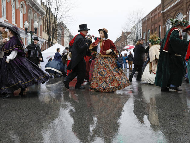 Franklin Tennessee Dickens Christmas