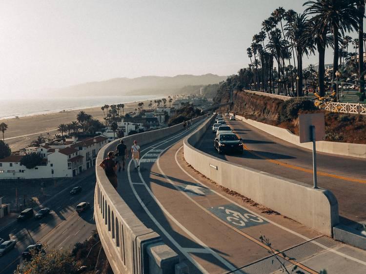 June: The West Coast
