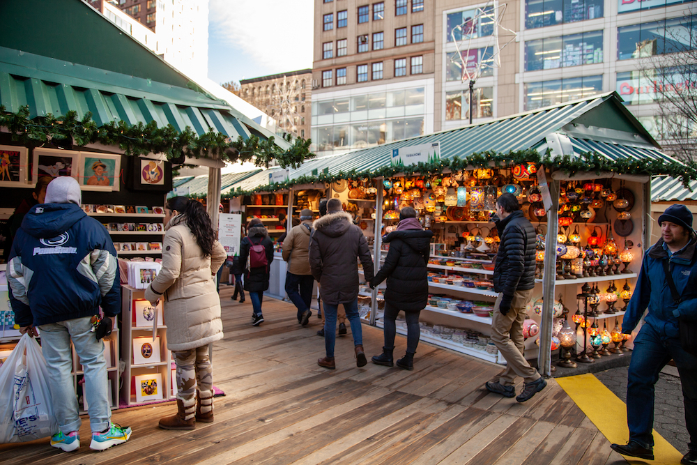 NYC holiday traditions that aren't happening this year
