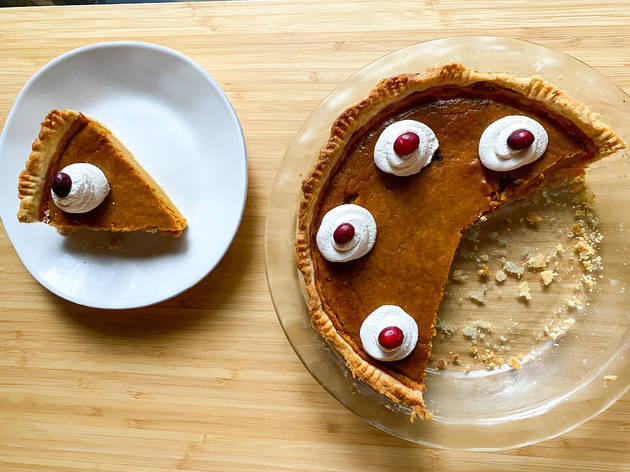 The only pumpkin pie recipe you'll need this Thanksgiving