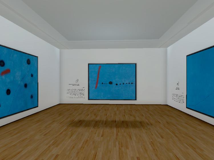 Miró au Centre Pompidou