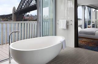 Pier One bathroom