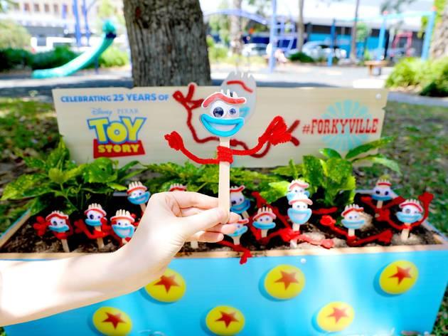 Forkyville Disney Australia