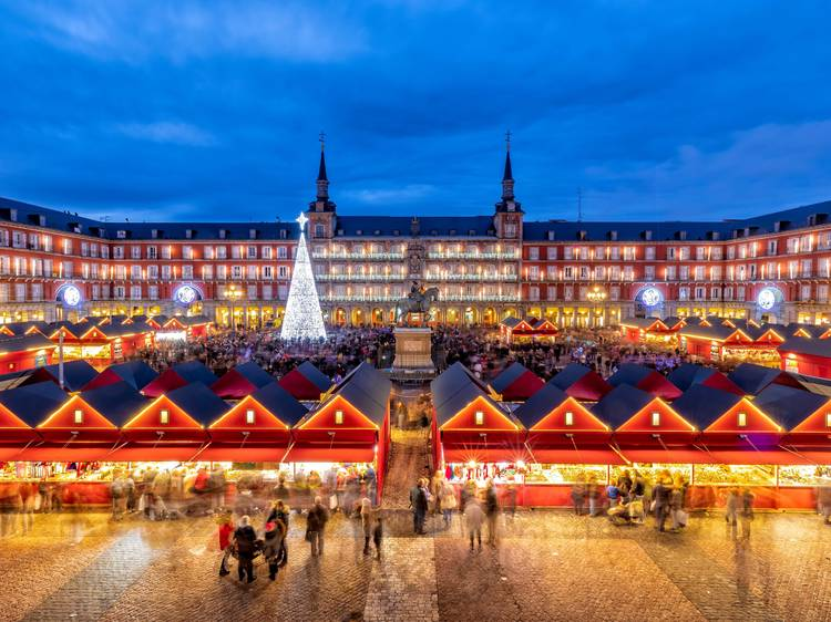 El epicentro de la Navidad