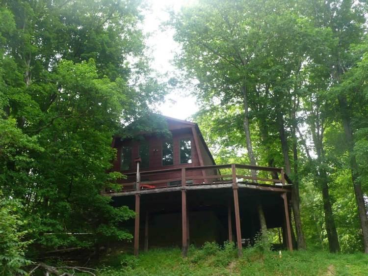 Carmel, NY: The Treehouse Lovenest