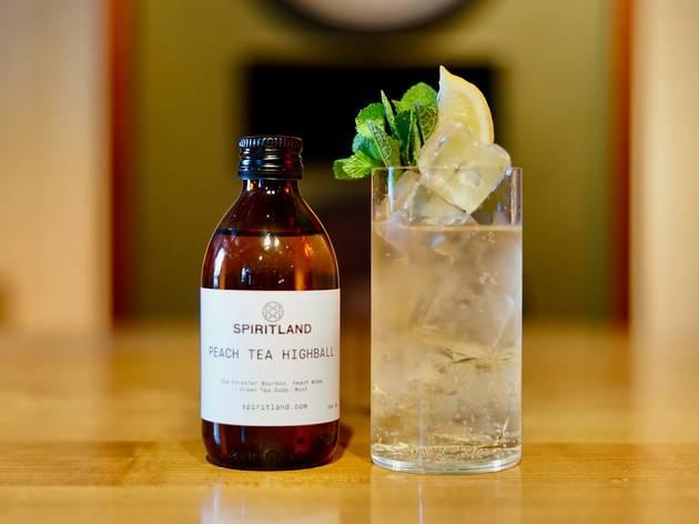 spiritland bottled cocktails