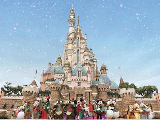 Hong Kong Disneyland 2020
