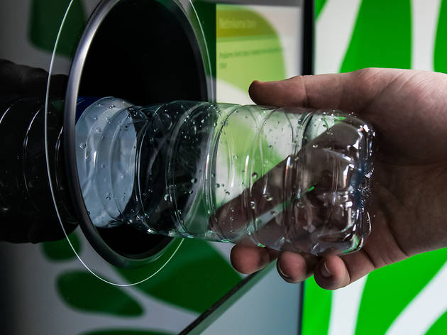 Reciclatge de plàstic