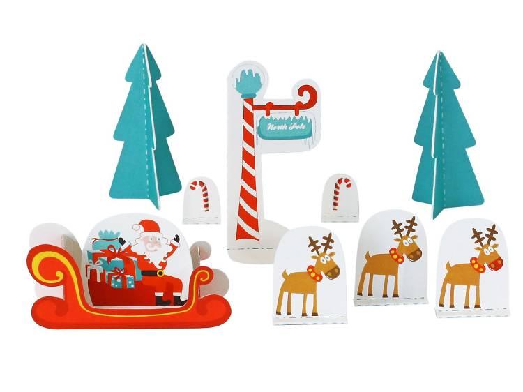 Dez postais de Natal para celebrar a quadra à distância