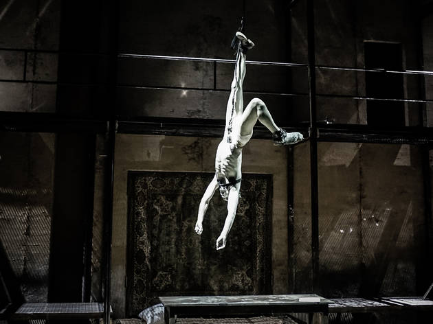Schaubühne production of Richard III by William Shakespeare, directed by Thomas Ostermeier