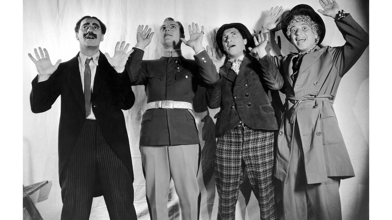 Sopa de ganso (1933)