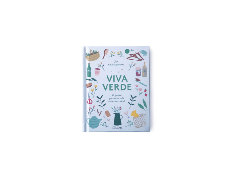 """Livro """"Viva Verde"""""""