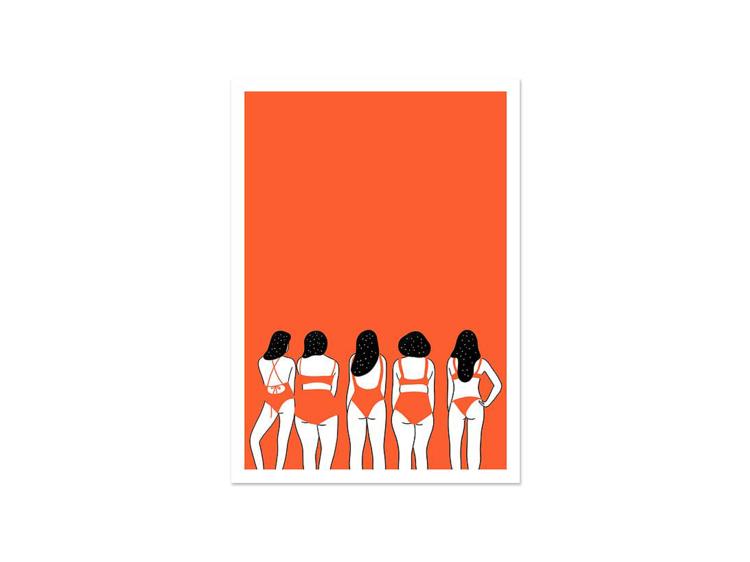 'Woman' de Agathe Sorlet