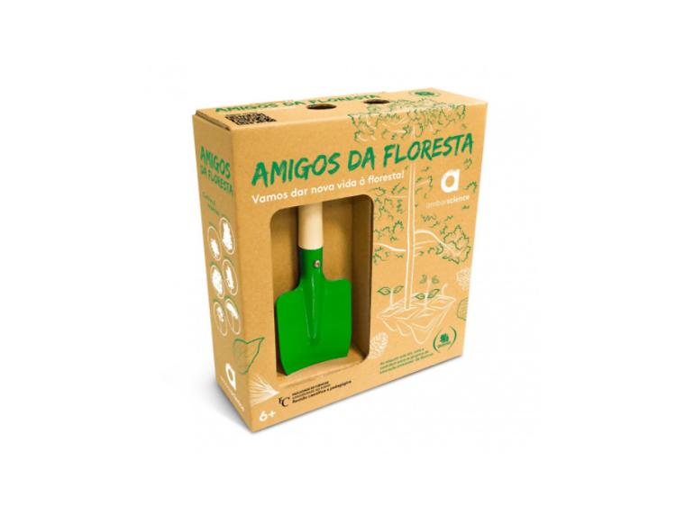 Kit Amigos da Floresta