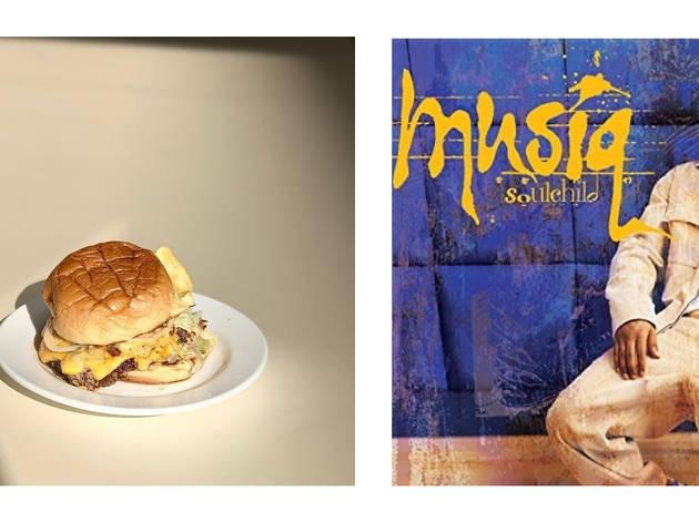 HEAR WHAT YOU EAT : le smash burger de chez Echo featuring Musiq Soulchild