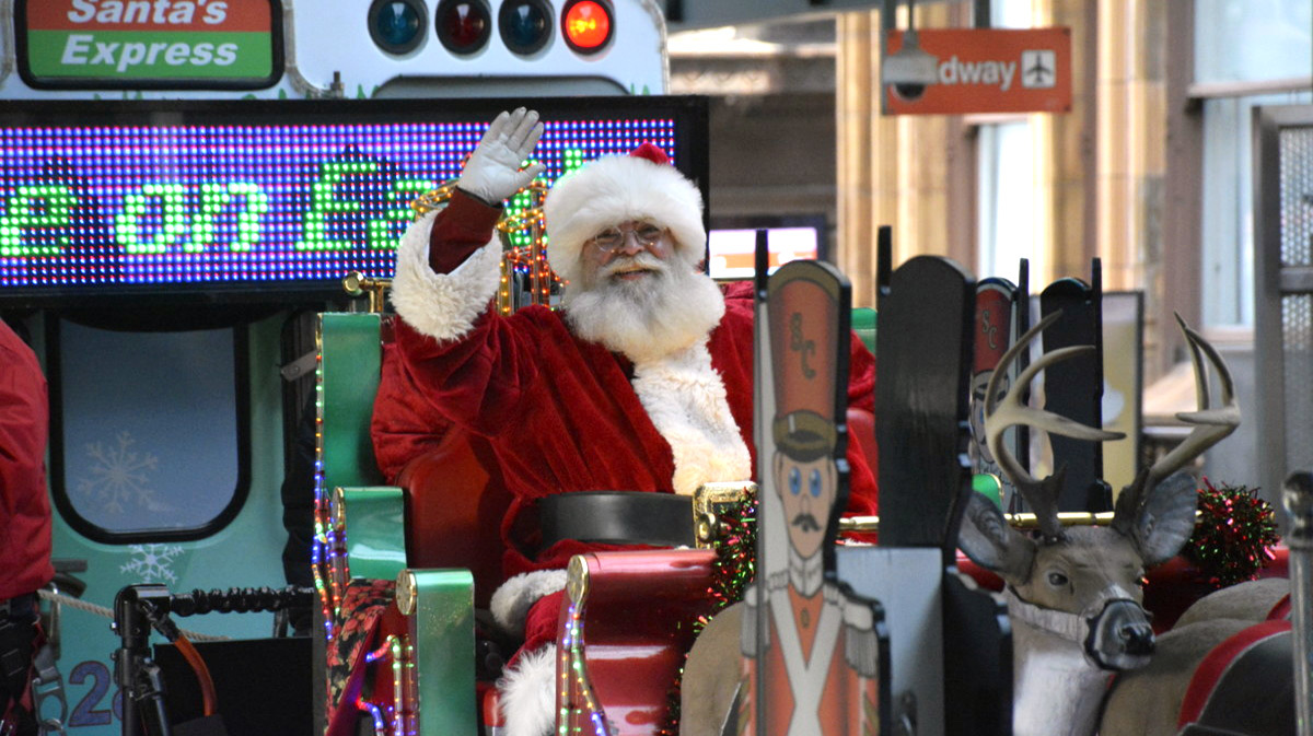 The CTA Holiday Train schedule for 2020 is here