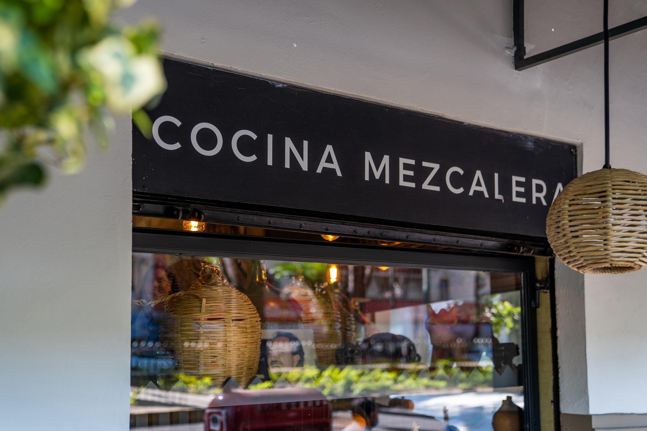 Antolina, cocina mezcalera en La Condesa