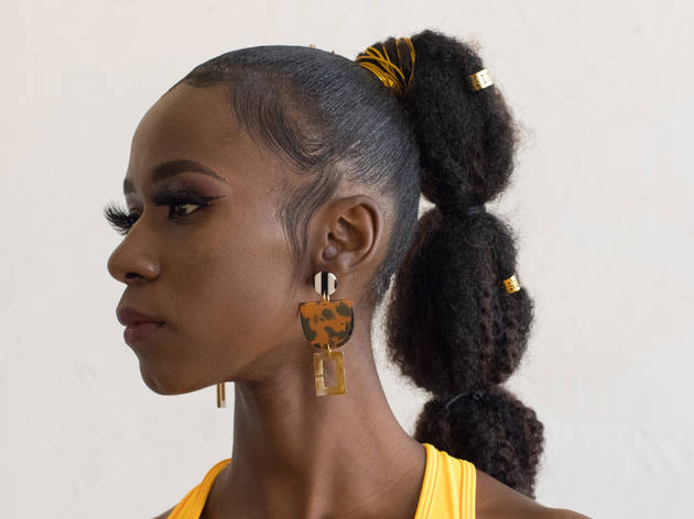 The Latasha Earrings