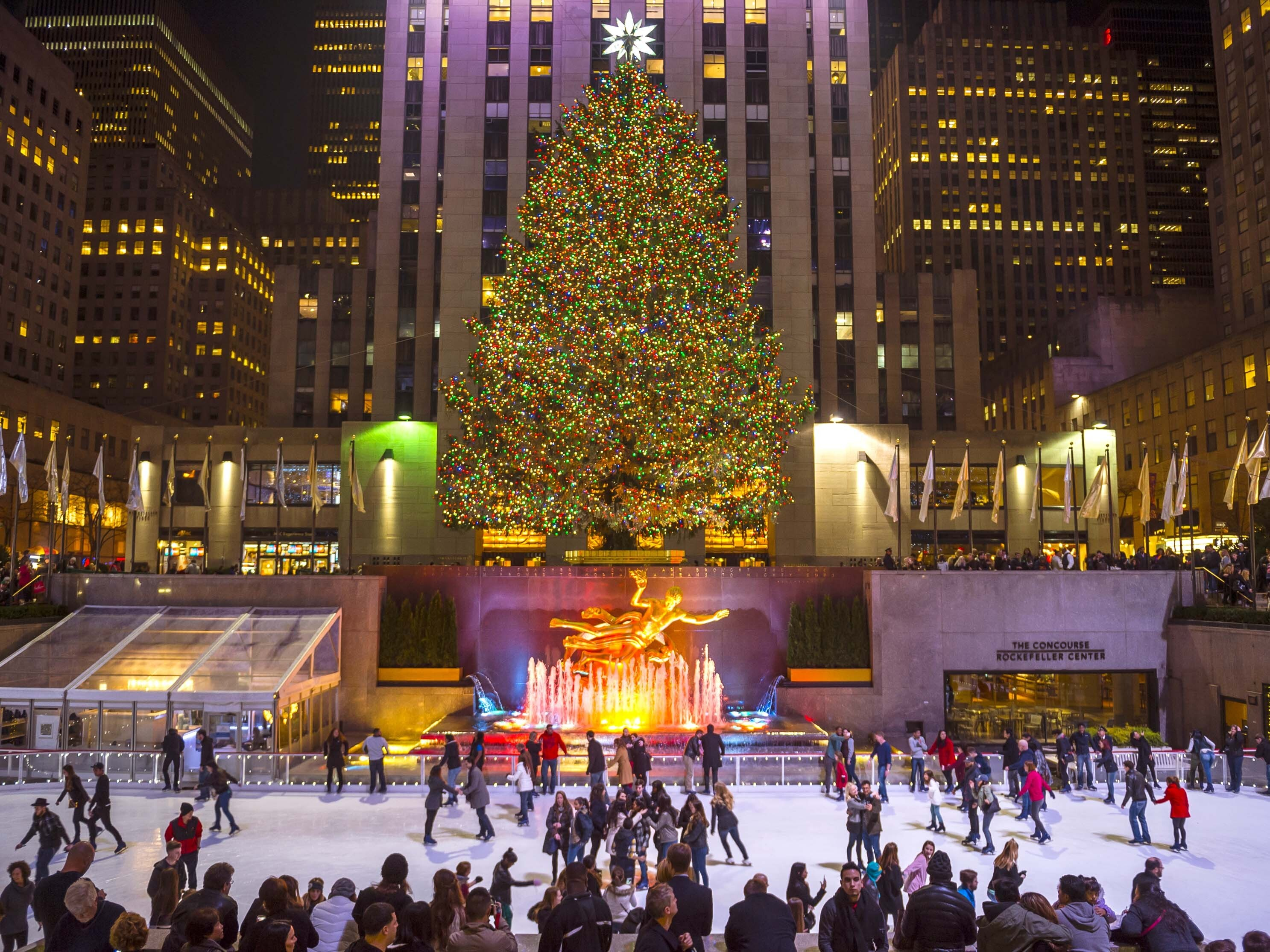 The most hilarious reactions to New York's Rockefeller Center Christmas Tree