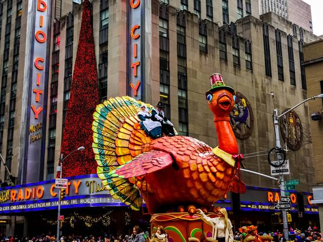 The Macy's Thanksgiving Day Parade will look very different this year